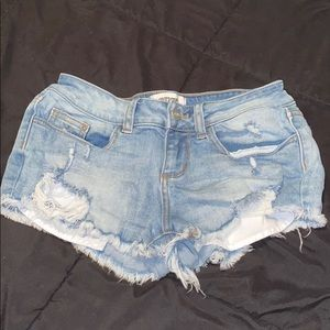 Victoria's Secret Denim Shorts